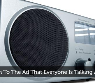 David Halk Radio Ad